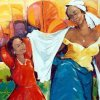 Lema Kusa (Peintre Congolais)