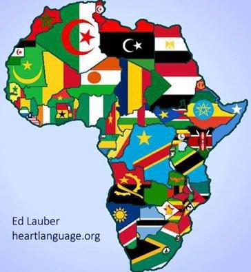 L'Afrique , Mon Continent.