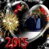 BONNE ANNEE 2015 A TOUS