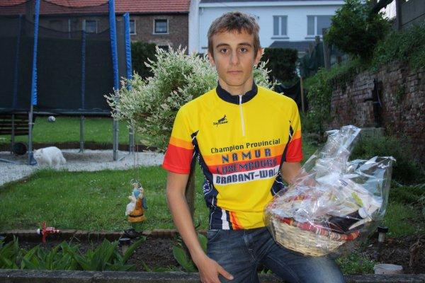 Dimanche 6 mai 2012 Championnat Provincial à VIELSALM