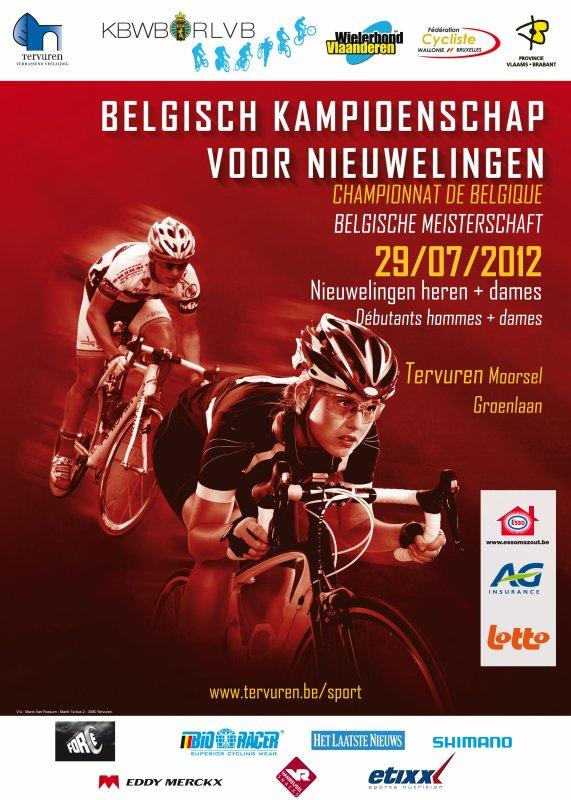 29/07/2012 Championnat de Belgique Tervuren