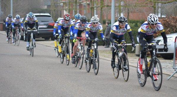 17/02/2013 Championnat de club à Mol Heidehuizen