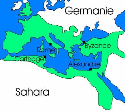 Un peu de l'Antiquité(-3000 av JC a 476 après JC):L'empire romain
