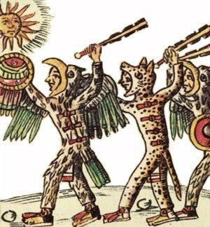 Retour au Moyen-Age:L'empire Aztèque