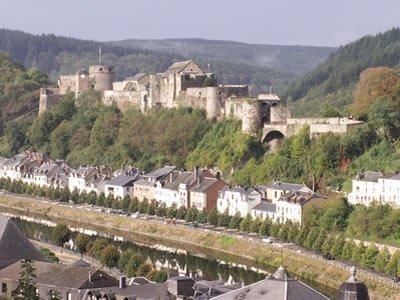 Chateaux d'Europe:Belgique/Bouillon