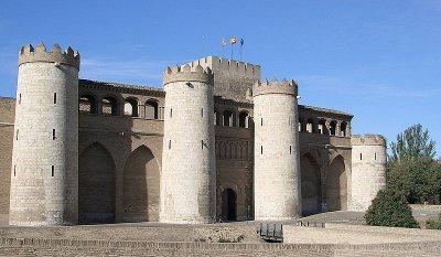 Espagne/Palais de l'Aljaferia