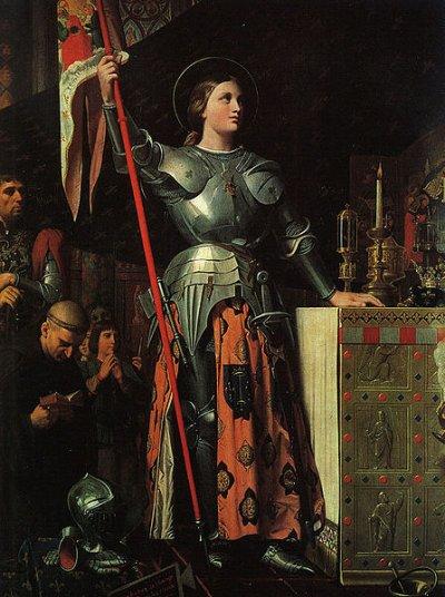 France/Jeanne d'Arc