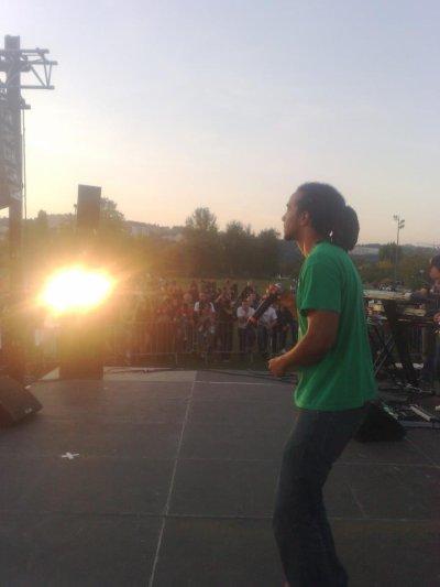 Dub Inc le 16/10/11 à Lyon