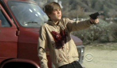 Justin meurt dans CSI