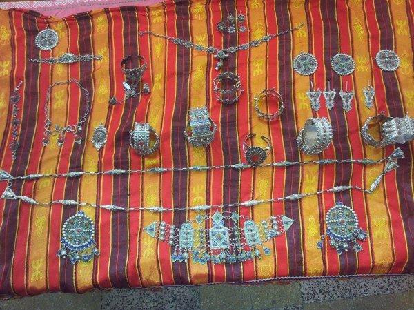 les bijoux kabyle en argen