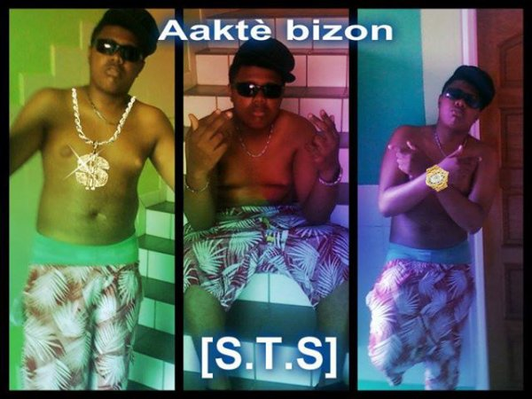 [S.T.S] / dj_bizon_feat_dj_dragua_pété kay mami w 2k13 [S.T.S] (2013)