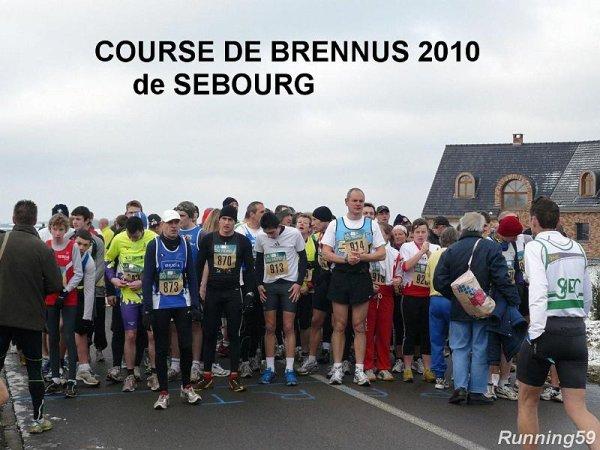 Course de Brennus 17 février 2013 à Sebourg (59)