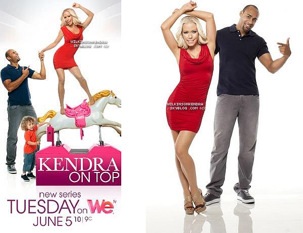 """________ . Promo  -------  Deux nouvelles photos de """" Kendra On Top """" viennent d'apparaitre sur le net.     _______"""