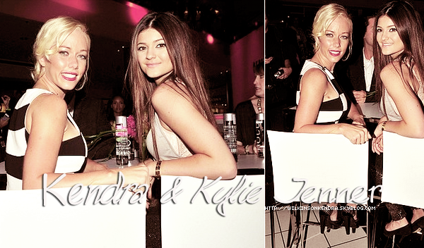 """. __ EVENT   _ Sorties de Kendra du 6 septembre :  """"Fashion's Night Out 2012"""" / In Touch Weekly's ."""