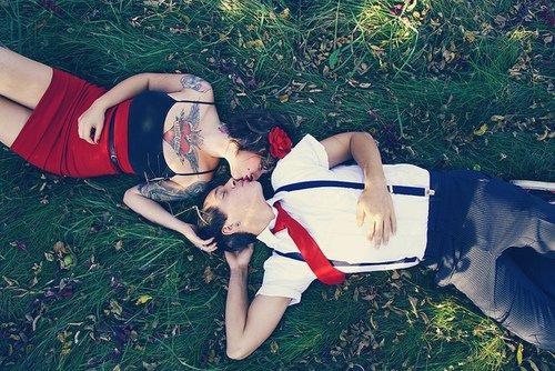 L'amour n'est pas un combat mais c'est quelque chose qui mérite qu'on se bat pour....♥♥'