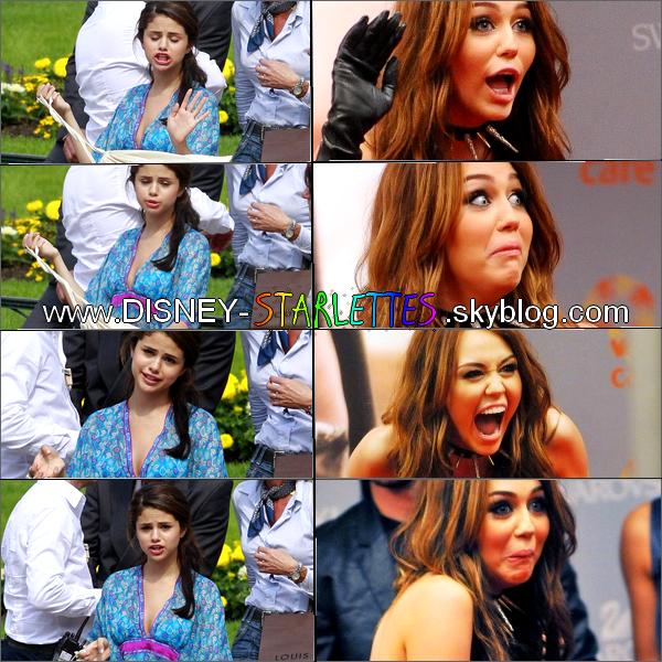 Analyse: Au secours! Selena se Mileynise!