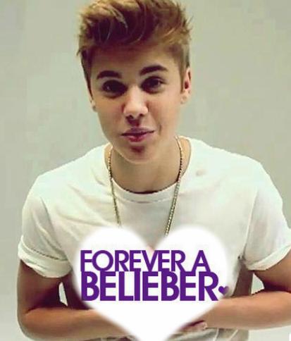 L'histoire de Justin Bieber