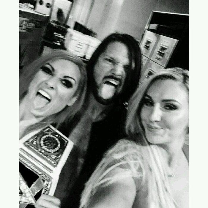 WWE fanfiction