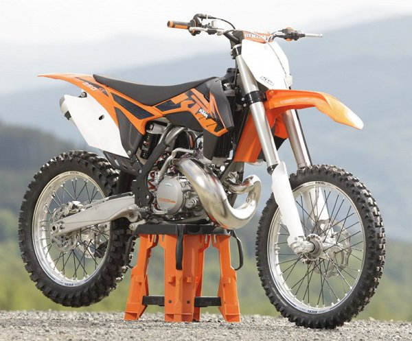 250 ktm 2 temps motocross en force. Black Bedroom Furniture Sets. Home Design Ideas