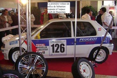 Loeb sacré Champion du Monde pour la 7ème fois chez lui en Alsace