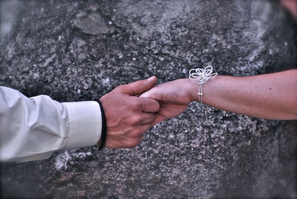 Wedding dressNikon D3000 - NIKKOR 70-300mm