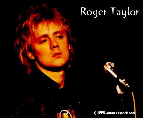 Biographie Roger Taylor