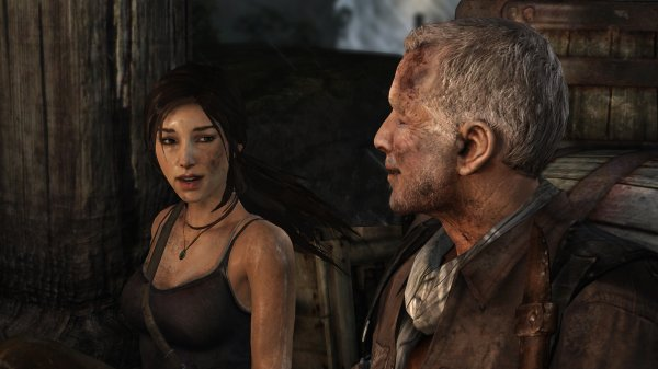 Screen de Tomb Raider Origins