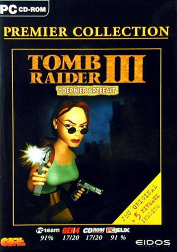 Tomb Raider 3 Lost Artefact