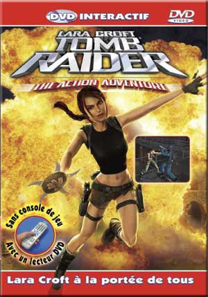 Tomb Raider jeu interactif