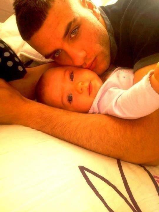 Mon Homme & Mon Fils Je Vous Aime Plus Que Tout Au Monde Mes Zamour