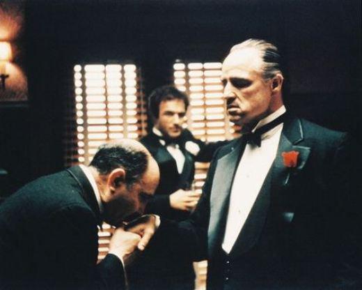 Don Vito Corleone // J'ecris mes peines (2011)