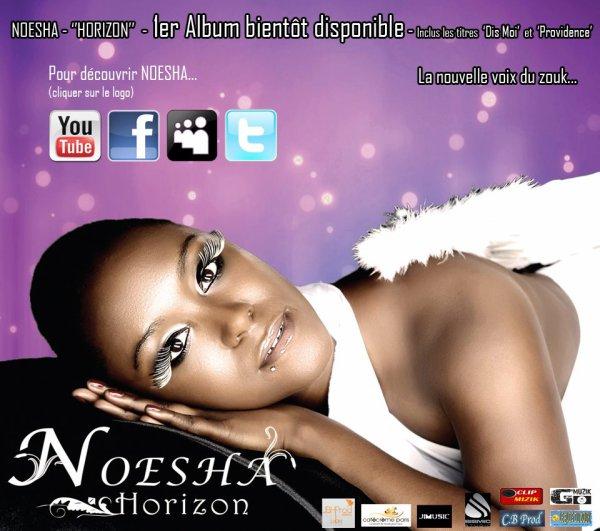 """Horizon / Noesha Album Horizon  """"Providence"""" (2012)"""