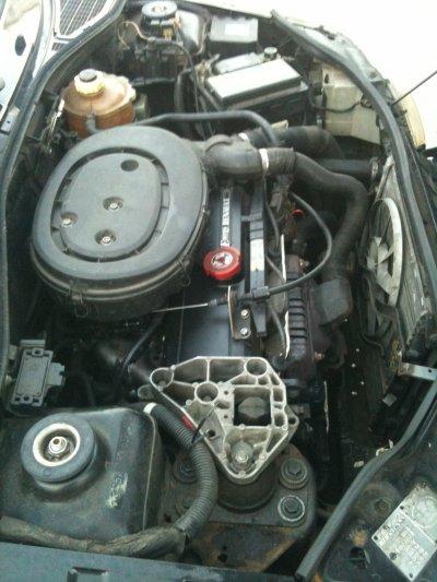 Mon moteur energy 1.4L 80ch