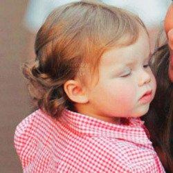 Cruz Beckham & Harper Beckham