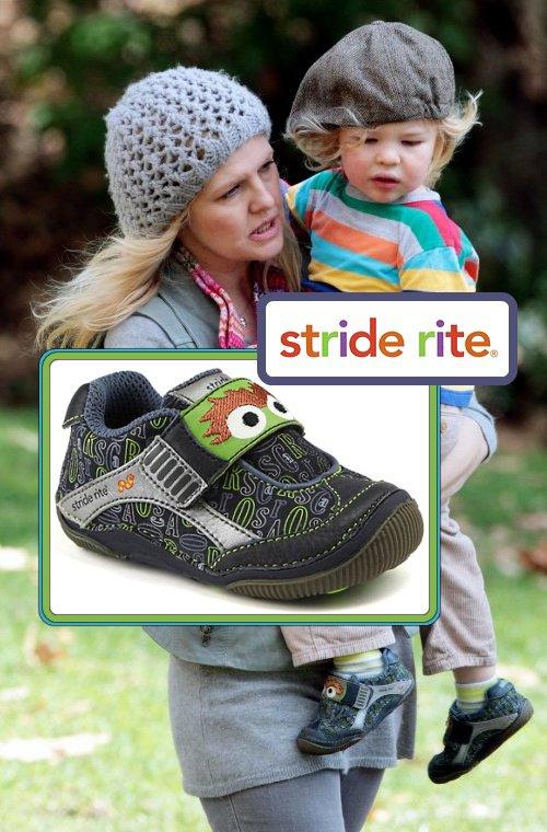 Francis wears Stride Rite SRT Oscar Shoes – $46