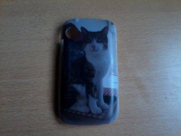 Voici ma coque de téléphone !