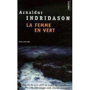 La femme en vert d'Arnaldur Indridason