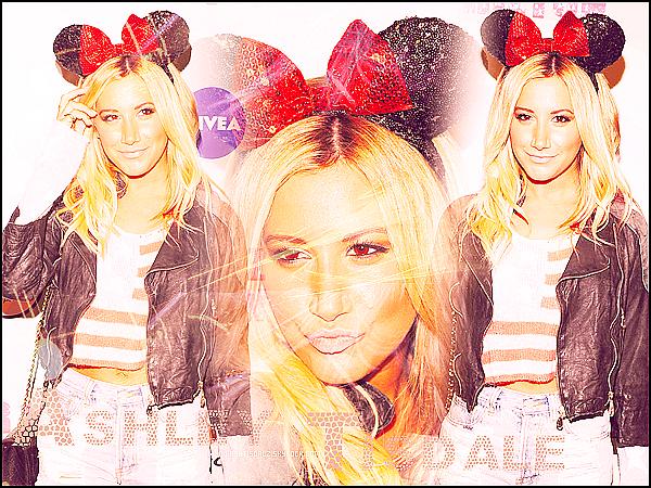 . Bienvenue sur AshTisdalz, ta toute nouvelle source sur la belle Ashley Tisdale ! .