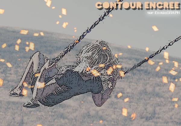 ♥   x x Contour Encrée ; ExoticGRAPH :)   x x♥