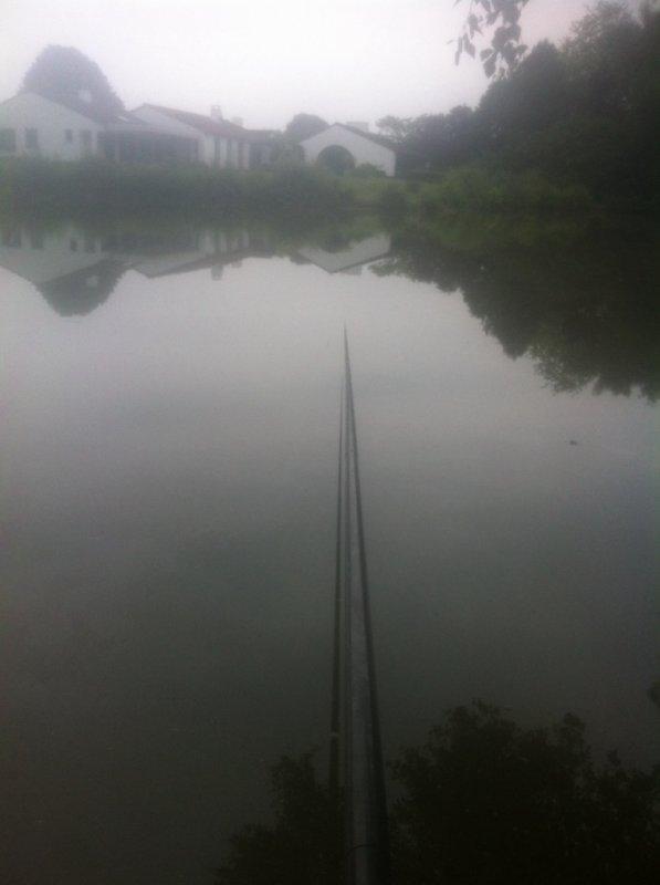 Pêche bordure