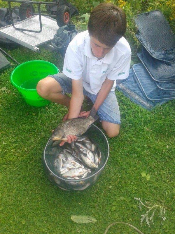 Belle pêche!