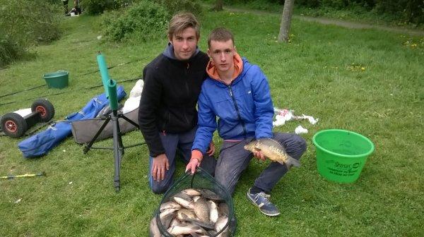 grosse pêche