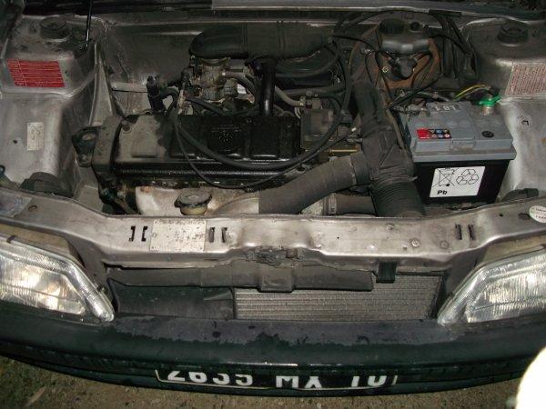 le moteur 1.4i