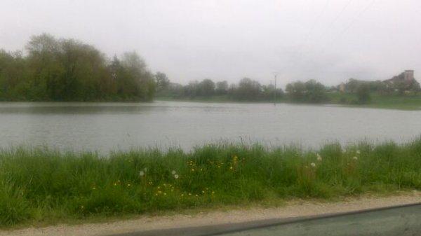 Inondation à 10kms de chez moi