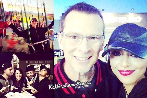 28/09/2013: Kat donnait hier soir un concert dans la ville de Jacksonville en Floride