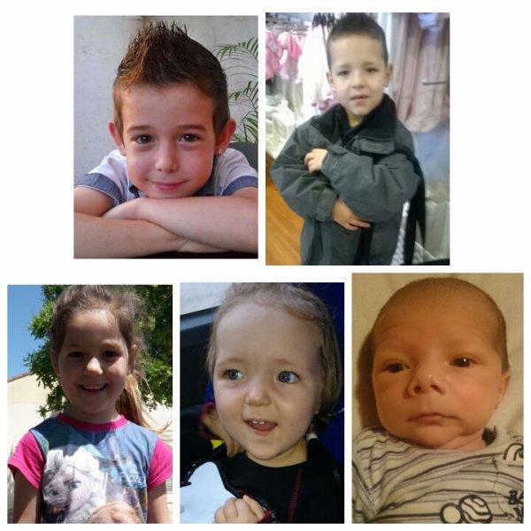 Sans eux  je suis  rien  mes neveux  et nièces  et frère et soeur