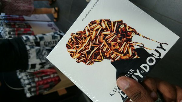 Alors qui la gagn son album?? Douy si douy by Kaf Malbar aka lo Dada