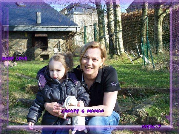 LES vacances dans les ardennes mars 2011
