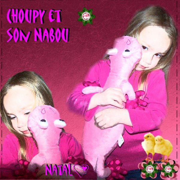 Choupy et son Nabou