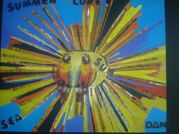 concours de dessin '' summer ''